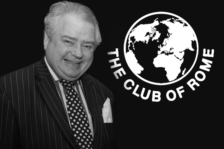 The Club Of Rome - Long Term Thinking For A Better Future